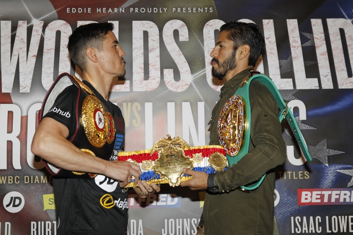 Linares: Crolla my biggest fight