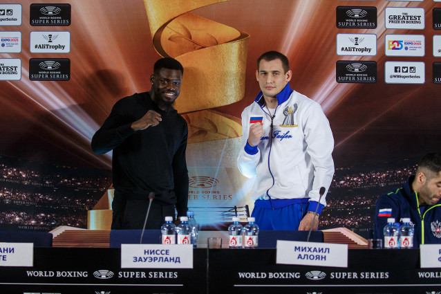 Tete, Tabiti Victorious In WBSS Card In Russia
