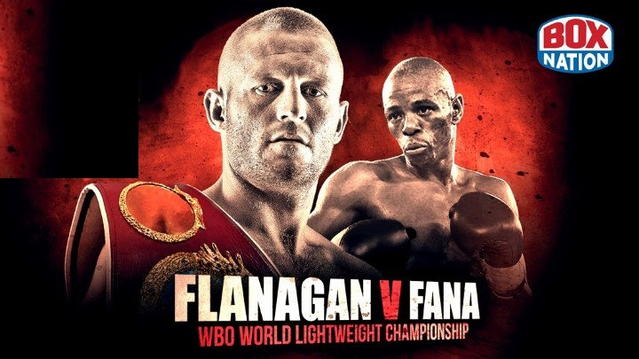 Mzonke Fana Looking To Defy Father Time With Terry Flanagan