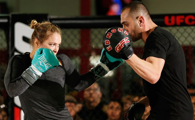 Edmond-Tarverdyan-Ronda-Rousey-photo