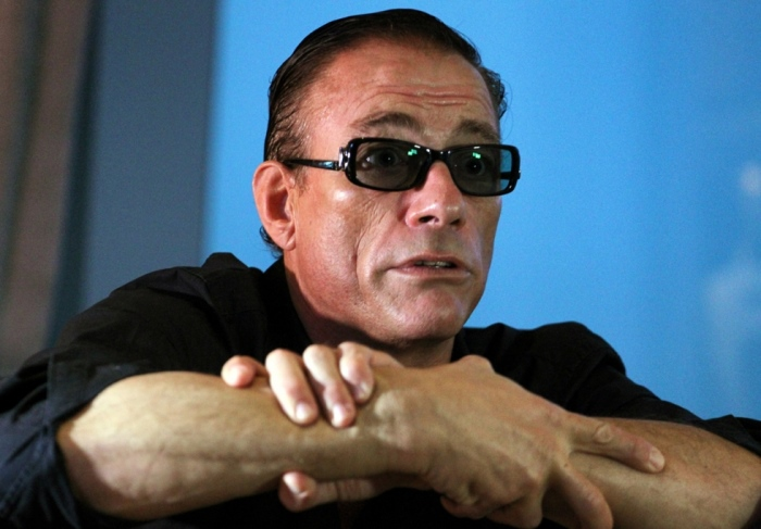 Jean Claude Van Damme Hooks Up With The Wbc