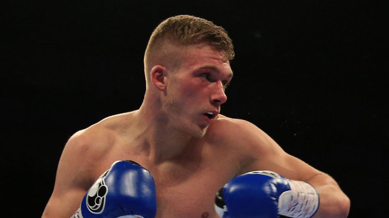 Blackwell In Medically Induced Coma After Eubank Jr Loss