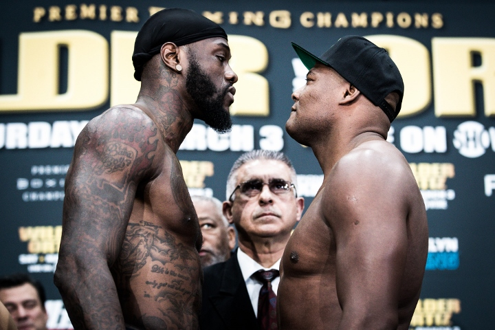 Wilder vs — Showtime Boxing