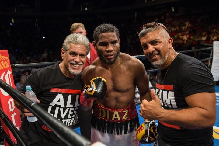 Sammy Vasquez vs Felix Diaz - July 16_ 2016_Fight_Ryan Hafey _ Premier Boxing Champions4