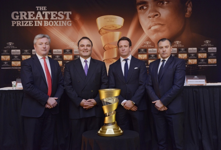 highest boxing prize money