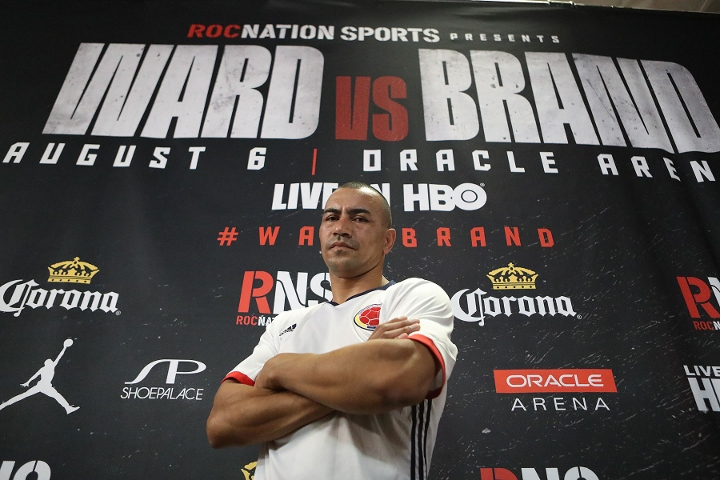Andre Ward dominates Alexander Brand, Sergey Kovalev next in November