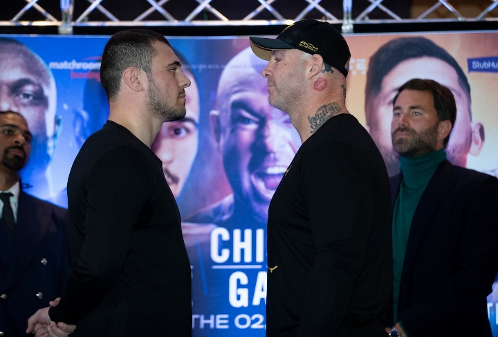 Dave Allen vs. Lucas Browne Fight Preview