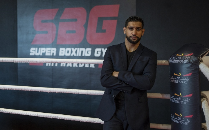 Neeraj Goyat ruled out mega-fight with Amir Khan after accident