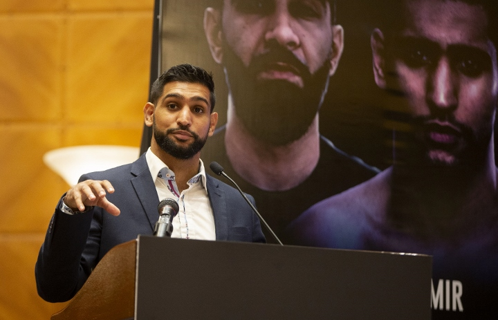 Khan is Pumped: I'm Excited About Pitting My Skill Against Dib