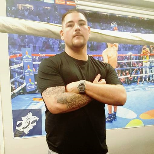 Andy Ruiz Getting Help From Gennady Golovkin To Beat