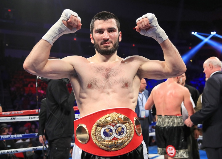 Michel Expects Judge to Validate Contract With Artur Beterbiev ...