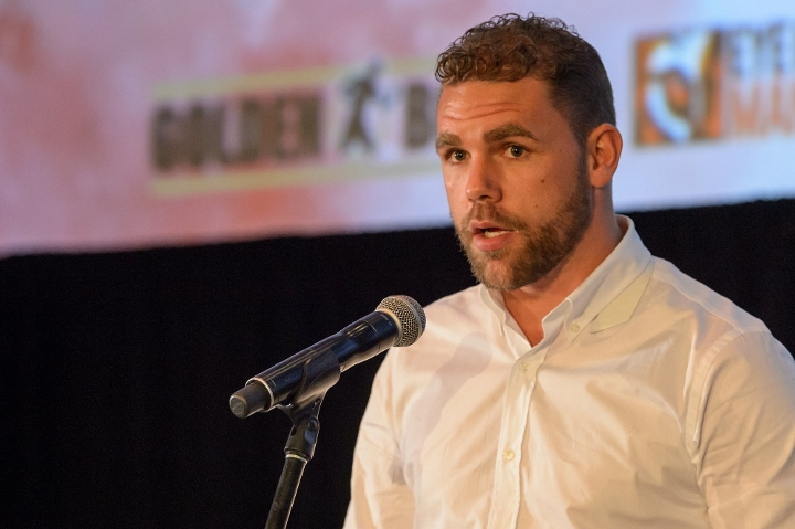 Billy Joe Saunders denied licence to fight Demetrius Andrade in Boston