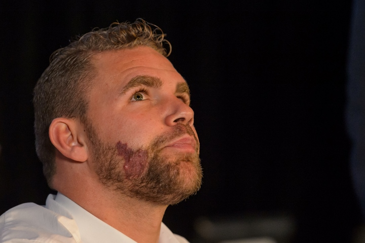 Billy Joe Saunders pulls out of fight with Martin Murray