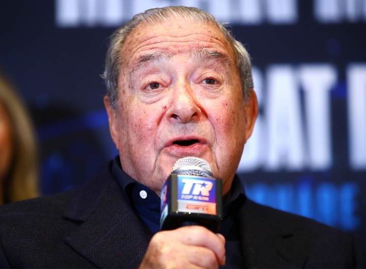 Arum, Haymon To Make More Fights in 2020 After Wilder-Fury
