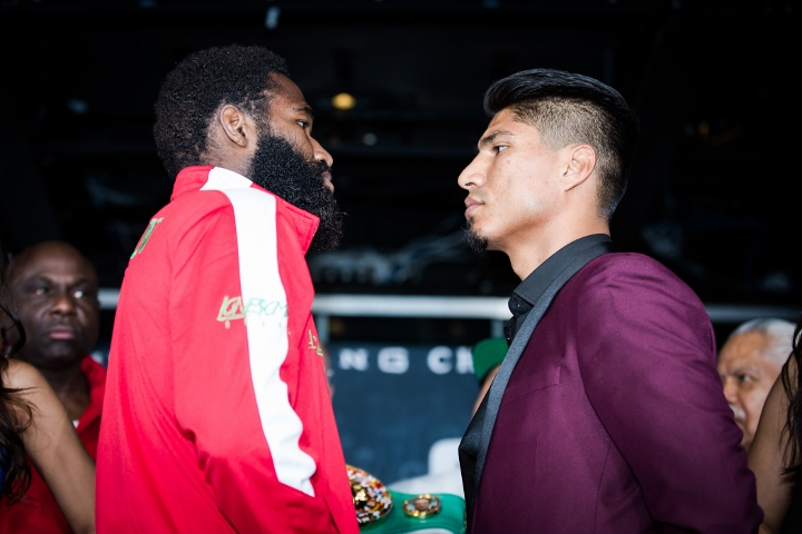 Mikey Garcia stays unbeaten with unanimous decision over Adrien Broner