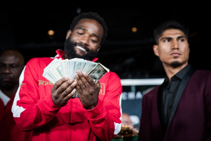 Approaching the Fight: Adrien Broner