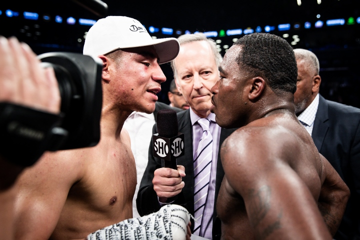Showtime Boxing: Broner vs. Vargas Results