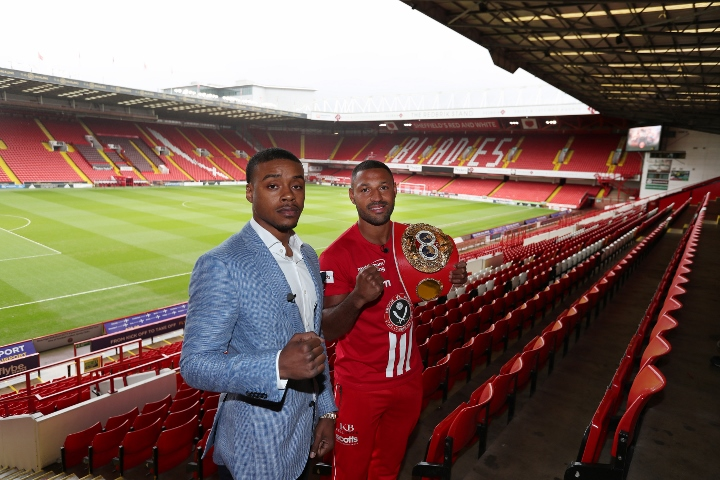 Kell Brook: 'I relish Errol Spence Jr challenge'