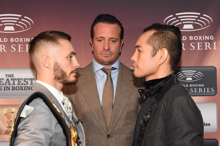 Ryan Burnett: Dave 'Boy' McAuley gives backing to Belfast 'star'