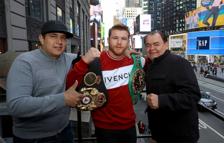 Canelo Álvarez signs richest contract in sport history, worth $365m