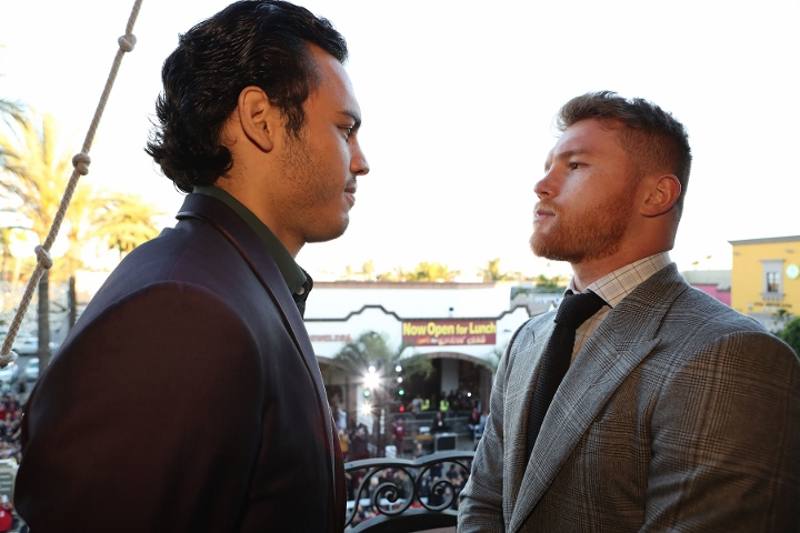 Golden Boy Promotions Comments On Canelo Alvarez Suspension
