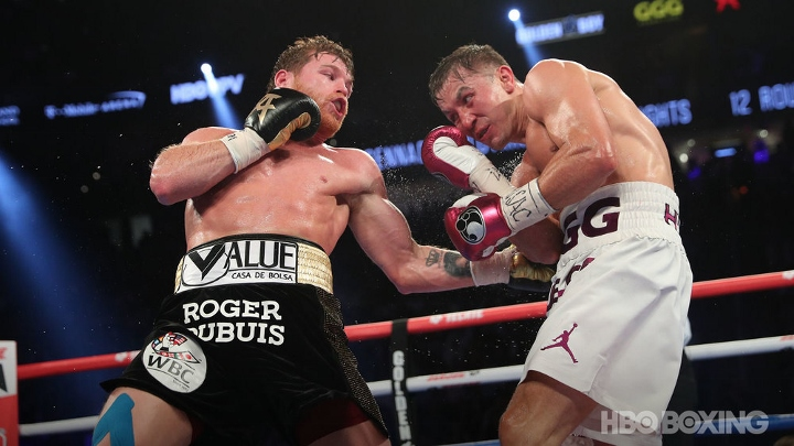 Hopkins: Canelo Flipped Script On Golovkin, Walked Him Down