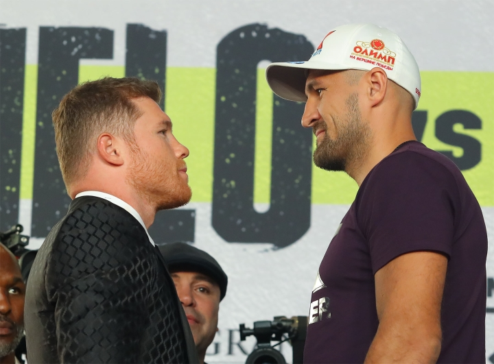 Canelo Alvarez: Sergey Kovalev is 'my most difficult fight'