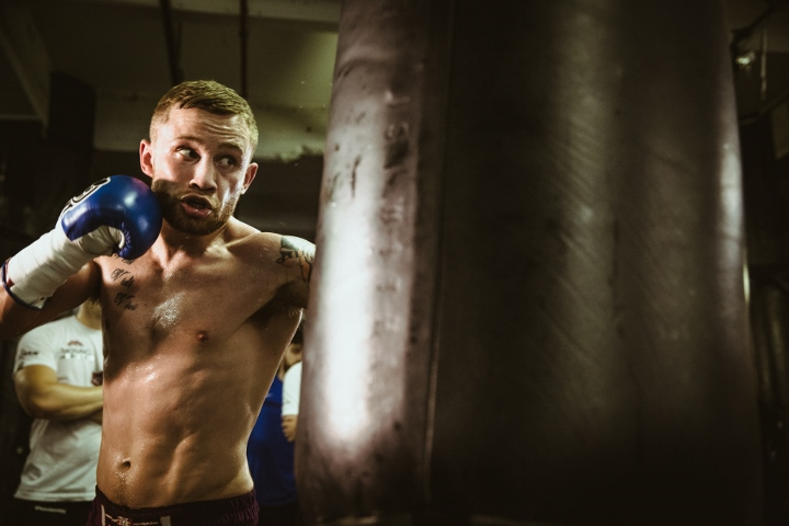 Carl Frampton will make Luke Jackson eat his words at Windsor Park