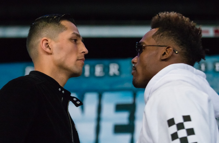 Jermall Charlo, Hugo Centeno look to become big players in middleweight division