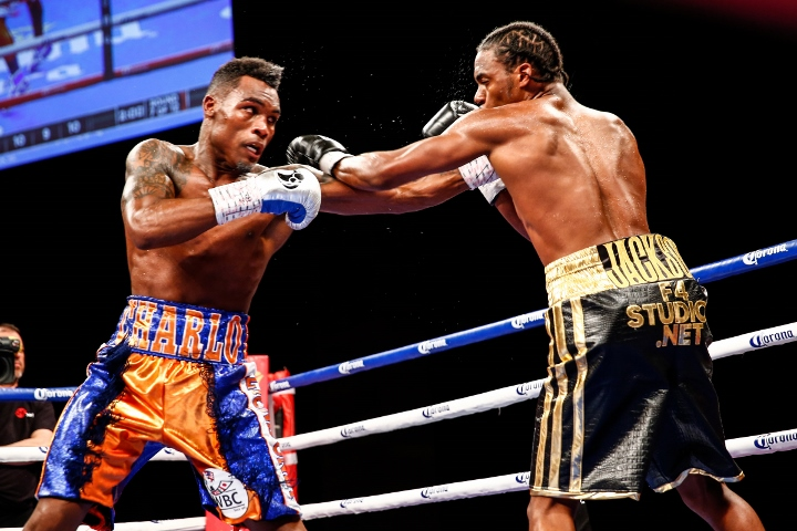 Photos  Charlo Twins Make Boxing History