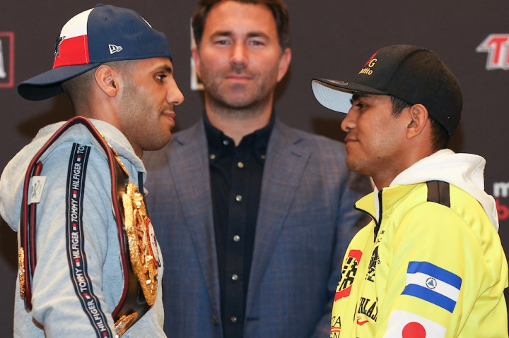 Mikey Garcia Reflects on Fury-Wilder, Talks Vargas