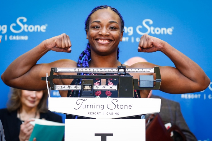 Claressa Shields Dominates Tori Nelson in ShoBox Main Event