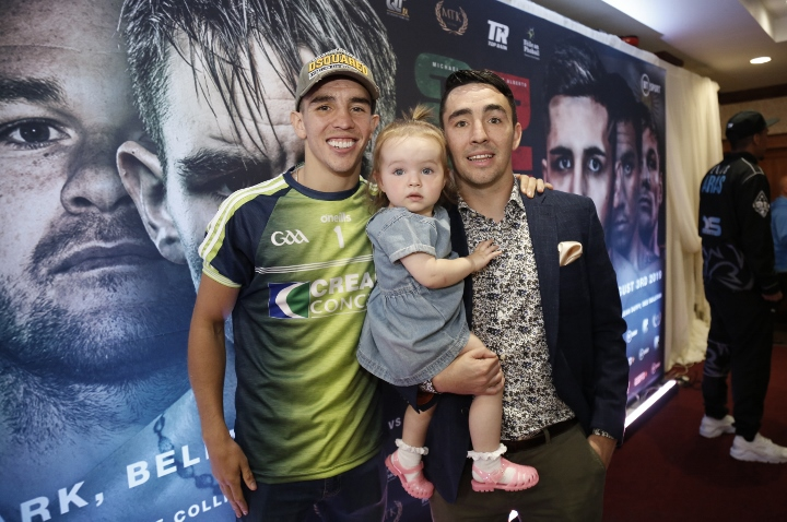 Michael Conlan Stops Ruiz In Impressive Belfast Homecoming