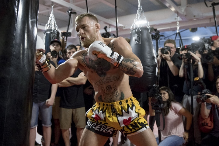 Manny Pacquiao: Conor McGregor must