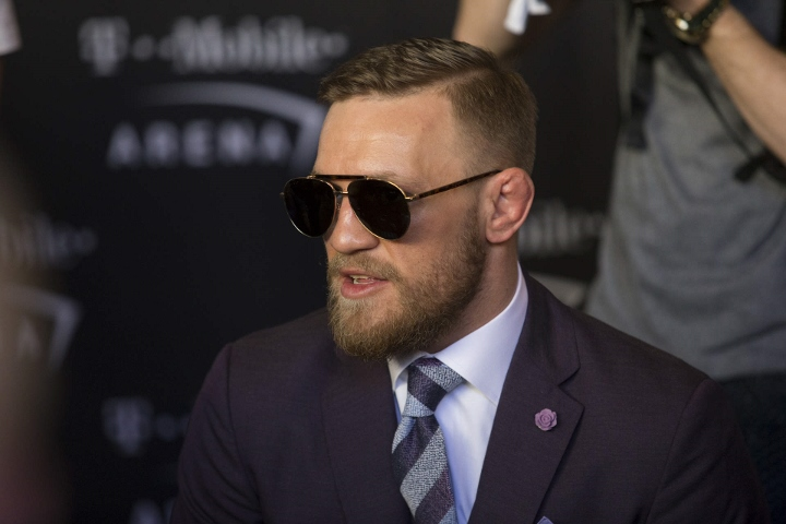 Conor McGregor Responds To UFC's Title-Stripping Threat With Vulgar Defiance