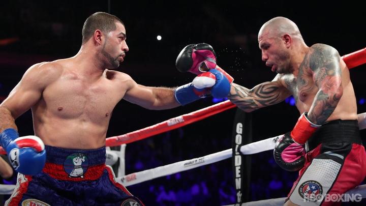 Ali spoils Cotto's farewell battle with resolution win