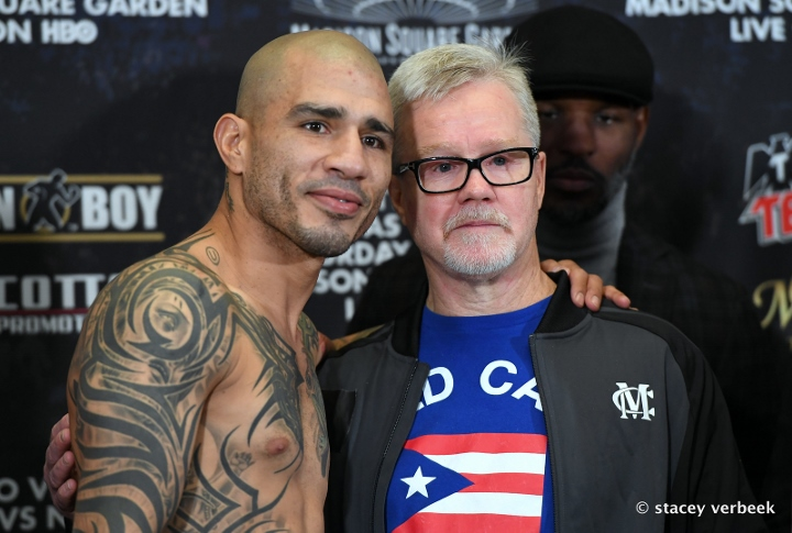 HBO Commentator Gives Emotional Tribute After Cotto's Final Fight