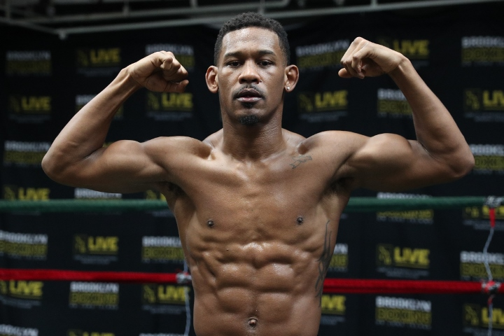 photos daniel jacobs ripped and ready for war with arias