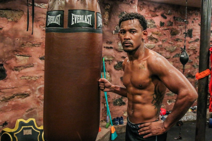 danny jacobs trainer