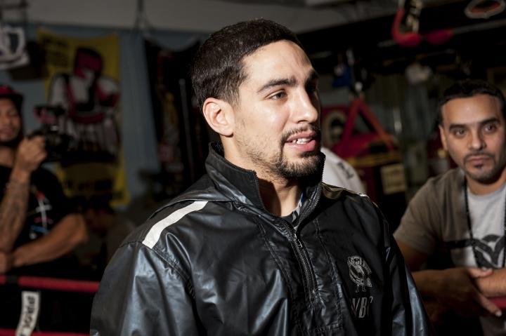 Risultati immagini per danny Garcia boxer PHOTOS Interview