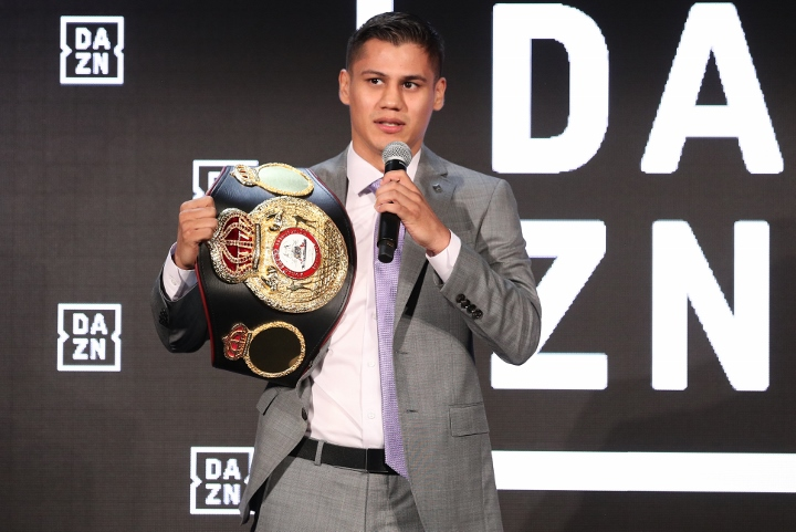 Danny Roman Deal With Hearn is Five Fight Co-Promotion - Boxing News
