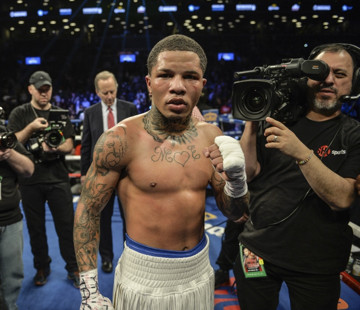 Gervonta Davis Has No Issue Heading To UK For Walsh