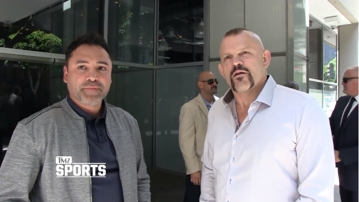 Oscar De La Hoya Looking To Start MMA Promotion