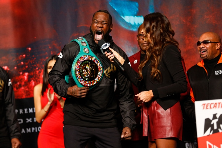 Deontay Wilder vs. Tyson Fury II -- How to watch