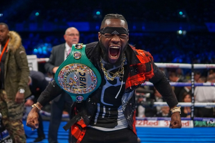 Wilder I M Ready To Just Wipe Dominic Breazeale Off The Planet