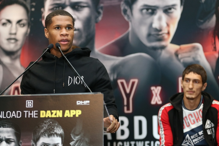 Devin Haney, champion boxer, denies racism charge after 'white boy' comment