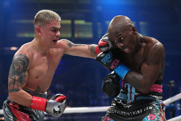 Joseph Diaz On Tevin Farmer Rematch I Deserve To Be The A Side Would Gladly Whoop Him Again Boxing News