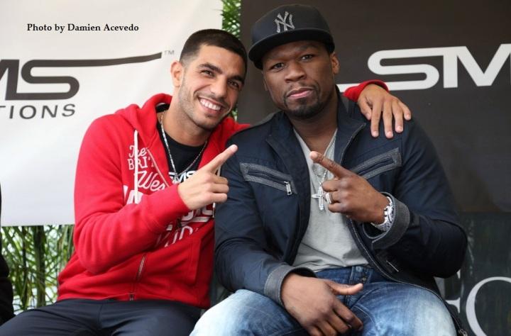 Billy Dib, 50 Cent