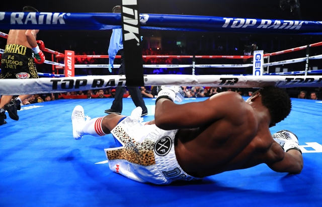 Image result for magdaleno dogboe knocked down