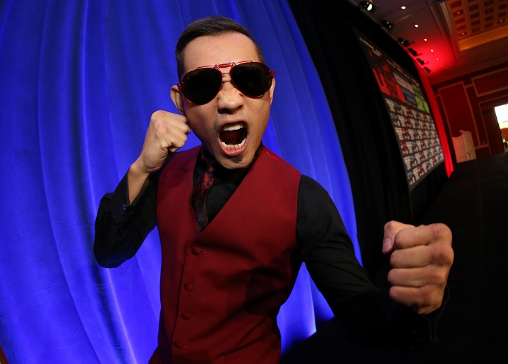 Nonito Donaire captures WBA World Title after Burnett injury